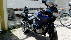 CBX 750 Indy - serie especial