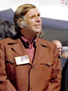 Gene Roddenberry.