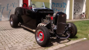 Ford 1932 (Tudor) Hot Rod