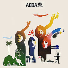 1977 - ABBA - The Album